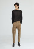 Cotton Garment Treated Pants