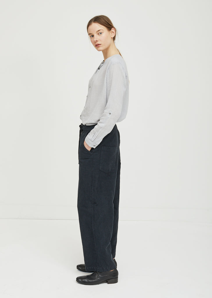 Cotton Linen Pants