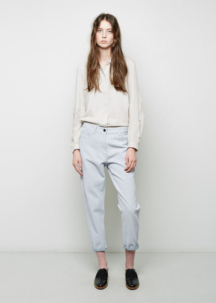 3.1 Phillip Lim Ceramic Washed Jean La Garconne