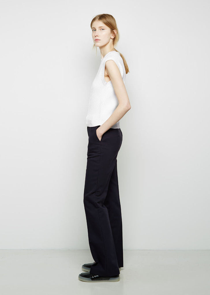 High-Rise Flared Trouser