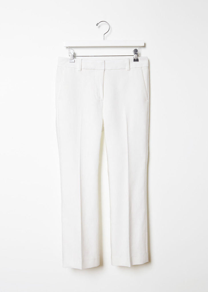 Cropped Flared Pant