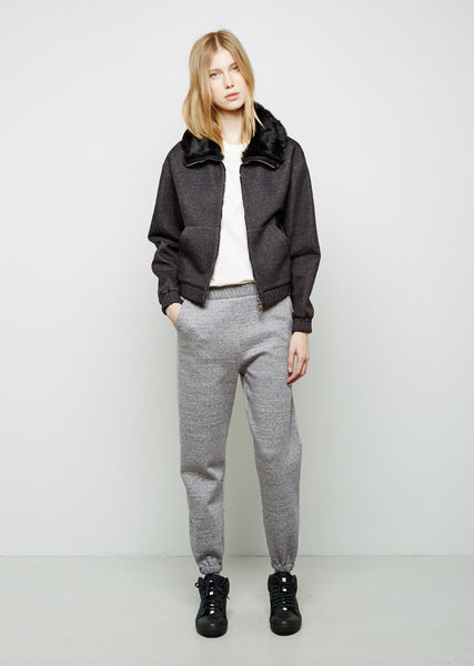 3.1 Phillip Lim Sweatpant With Pointed Stitch Waistband La Garconne