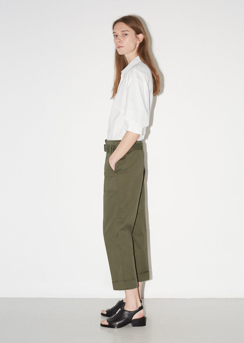 Utility Cropped Pant
