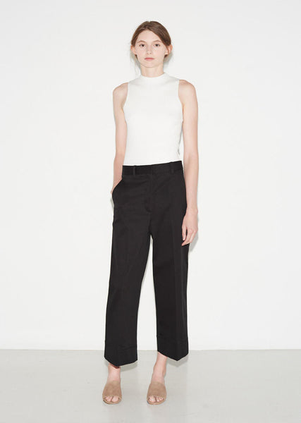 3.1 Phillip Lim Cropped Wide Leg Trouser La Garconne