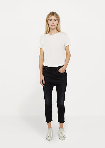The Drop Crop Jean