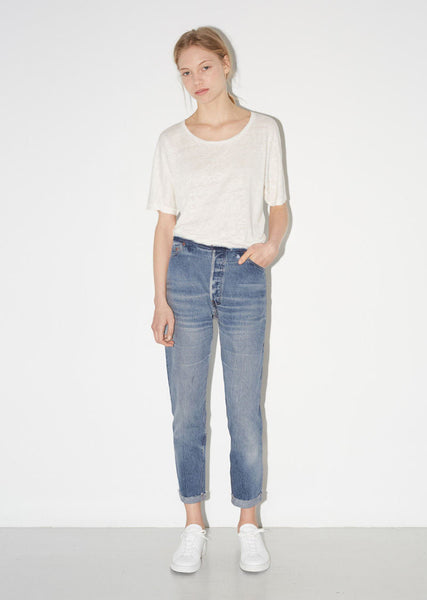 RE/DONE Removed Waist Jeans La Garconne
