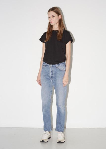 RE/DONE Relaxed Straight Jean La Garconne