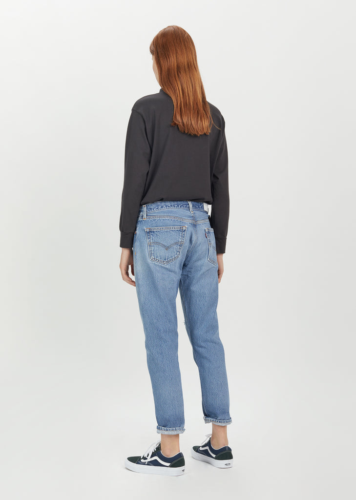 Relaxed Straight Destruction Jean
