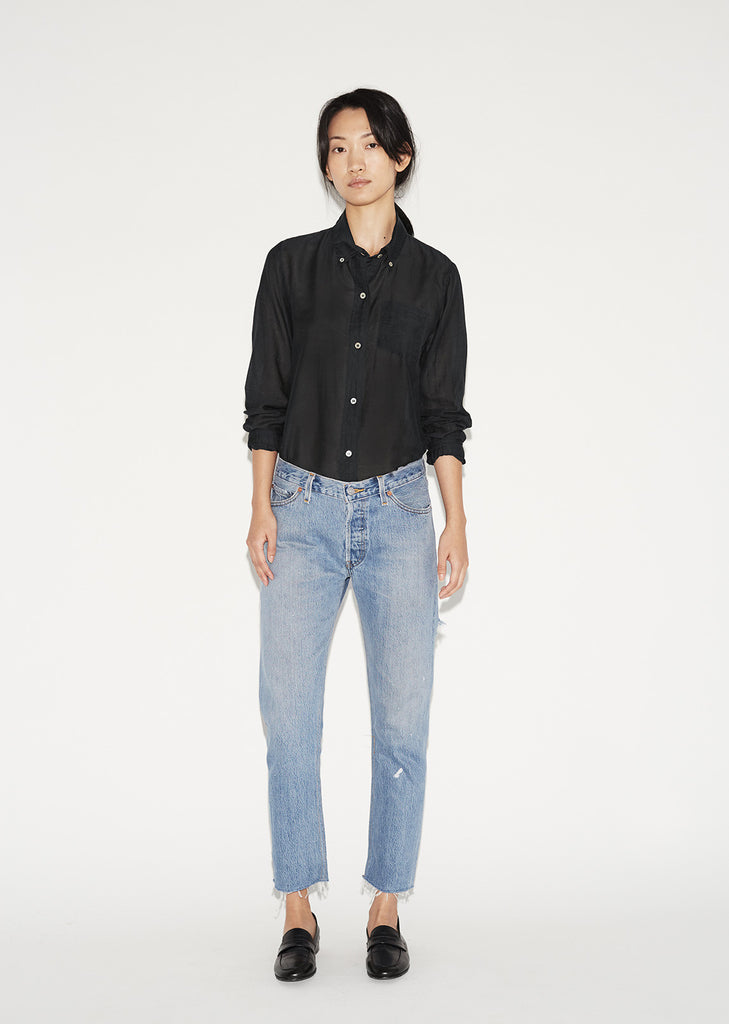 x Levi's Relaxed Crop Jean