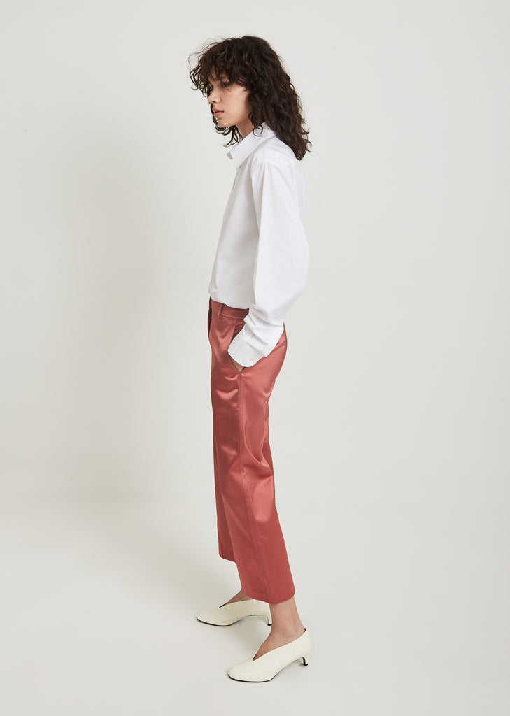 Nellie Cropped Flare Pant