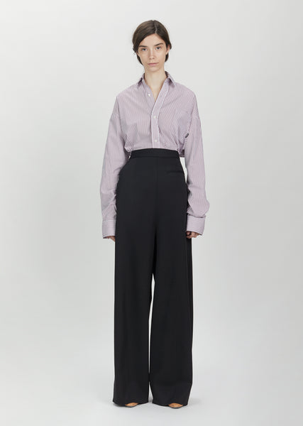 Large Tailored Pants