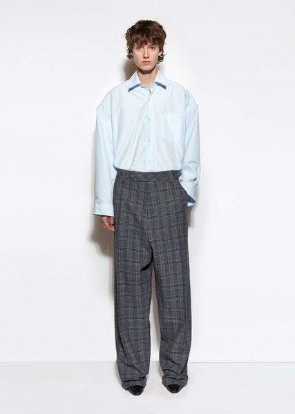 Vetements Baggy Suit Pants La Garconne