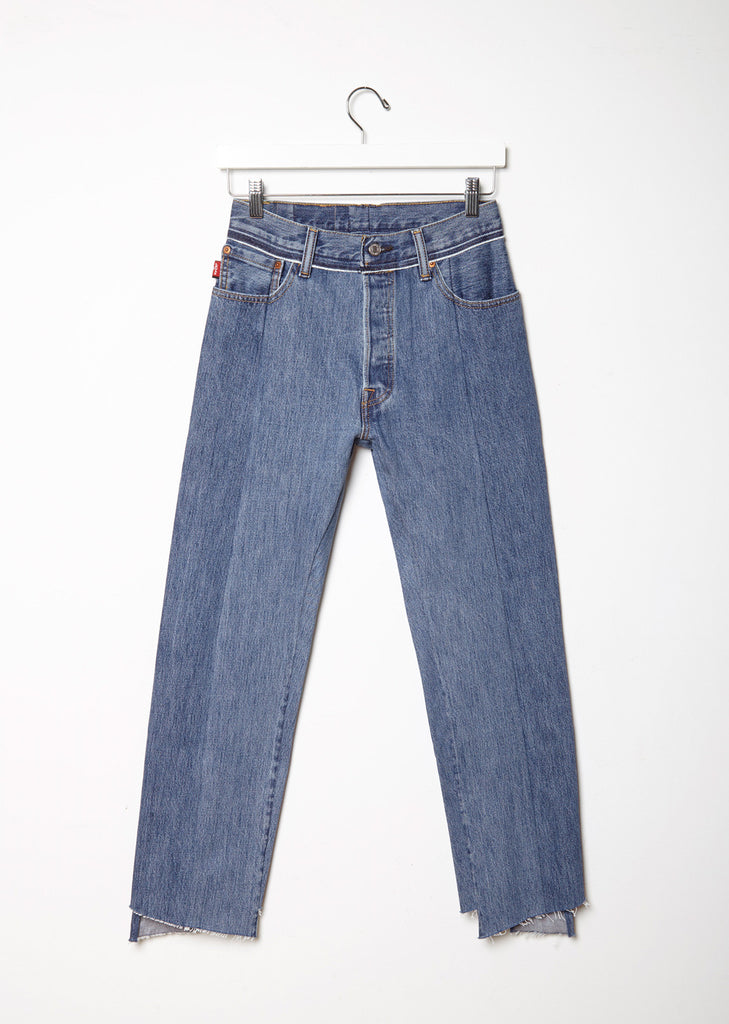 X Levi's Classic Reworked Denim