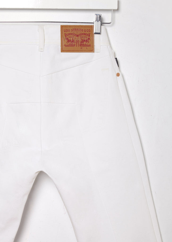 X Levi's Classic Reworked Jeans