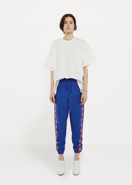 X Champion Knee Shape Sweatpants