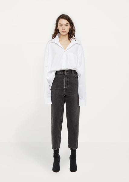 X Levi's Classic High Waist Denim