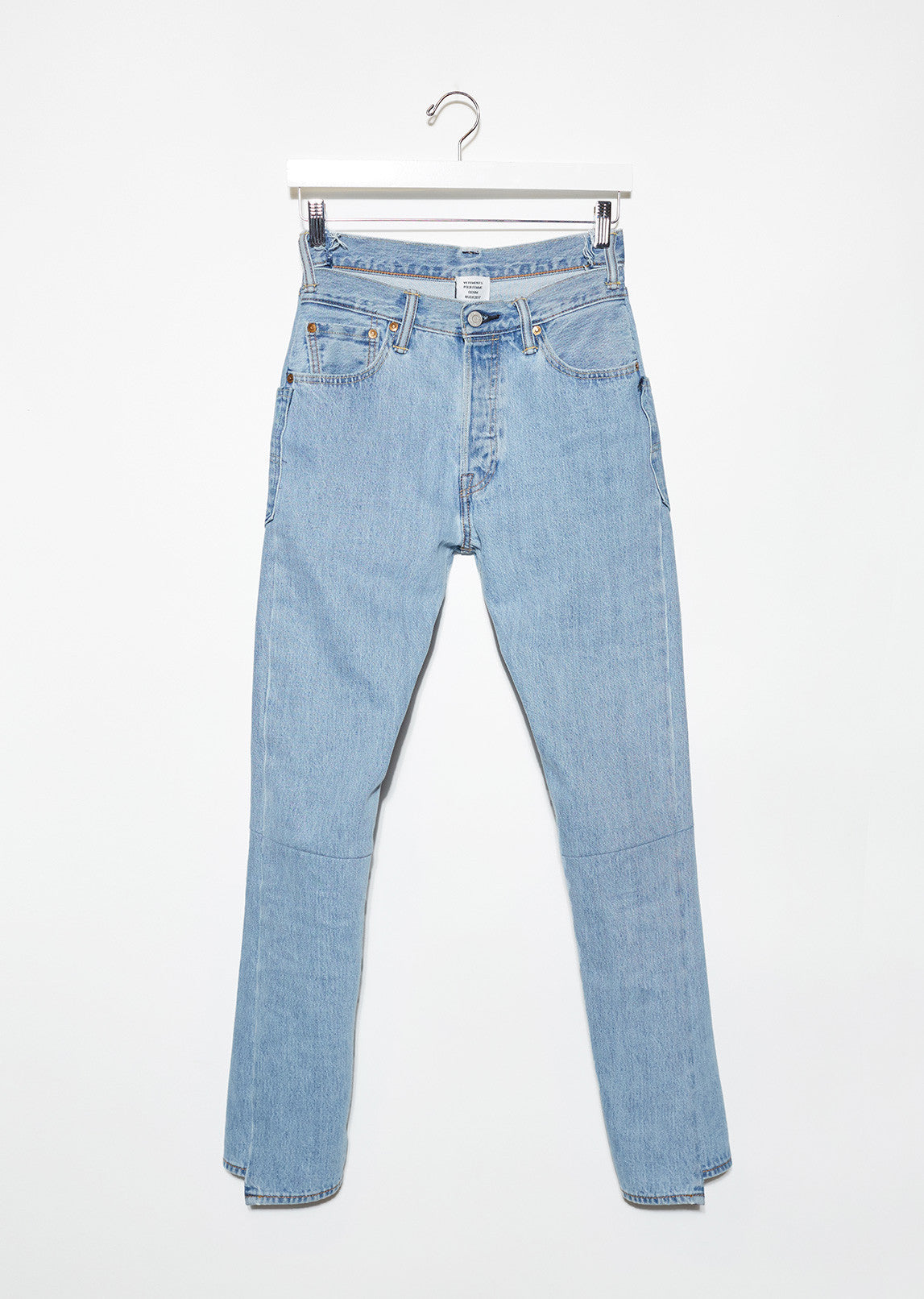 Reworked High Waisted Denim