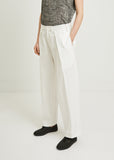 Soft Twill 2tuck Pants