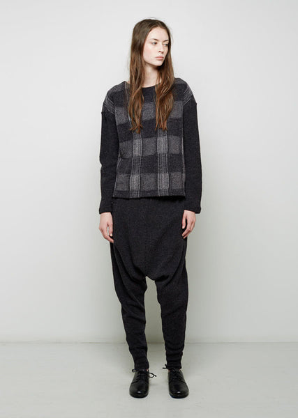 Wool Sweater Pants