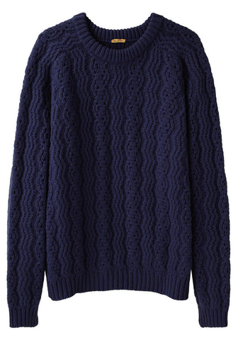 Chunky Geelong Pullover