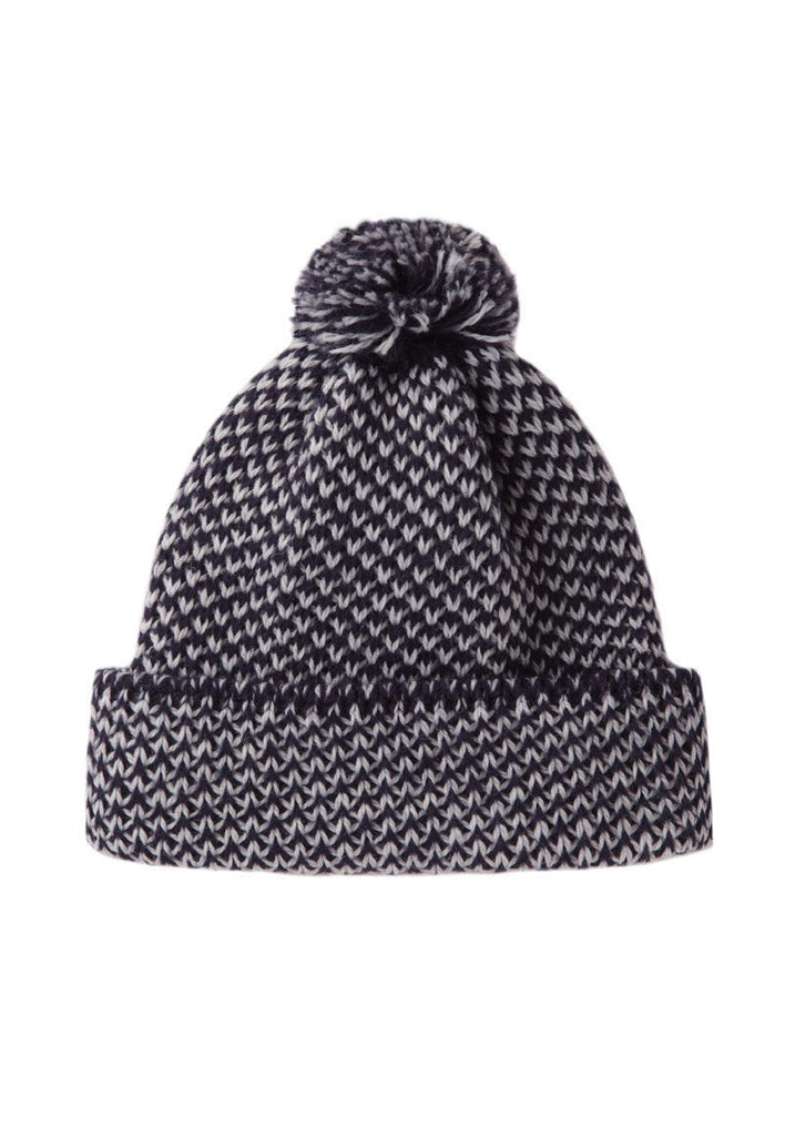 Diagonal Stitch Hat