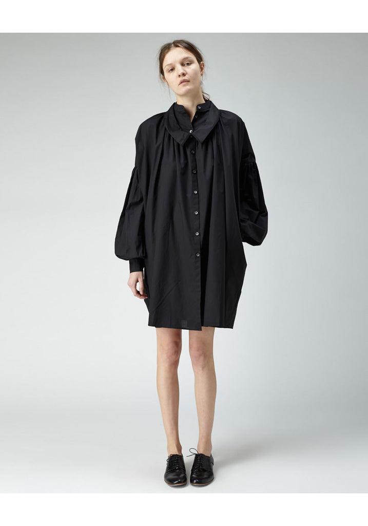 Double Collar Smock