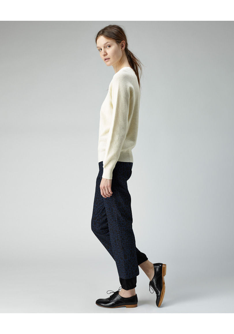 Double Cuff Trousers