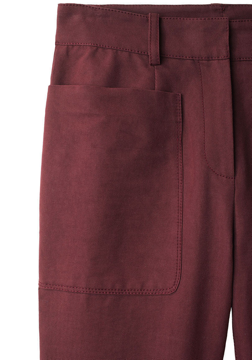 2 Pocket Straight Pant