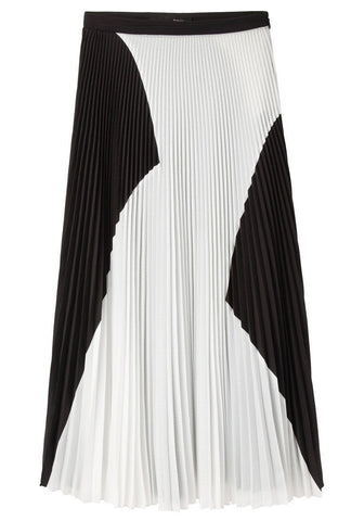 Accordian Pleated Skirt