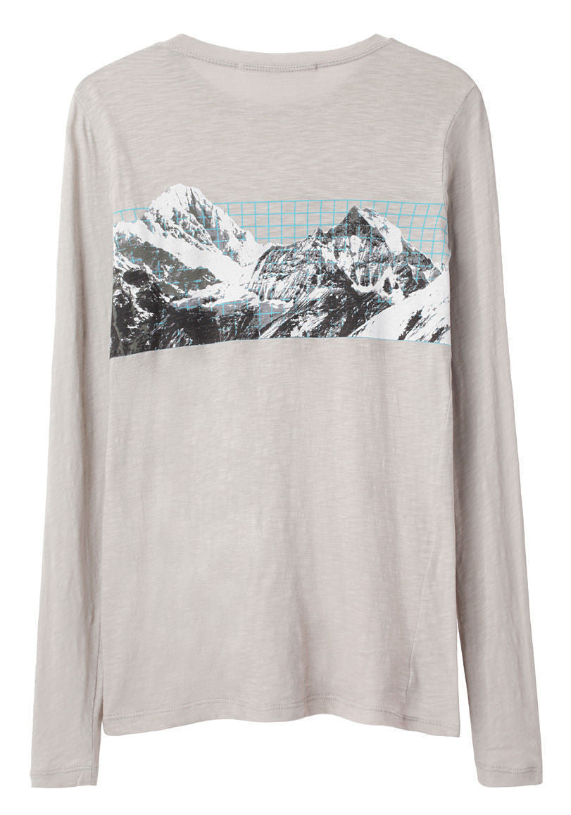 Long Sleeve Baggy T-Shirt