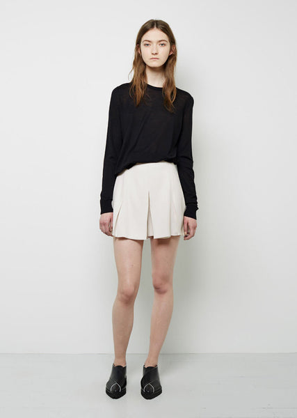 Proenza Schouler Pleated Shorts La Garconne