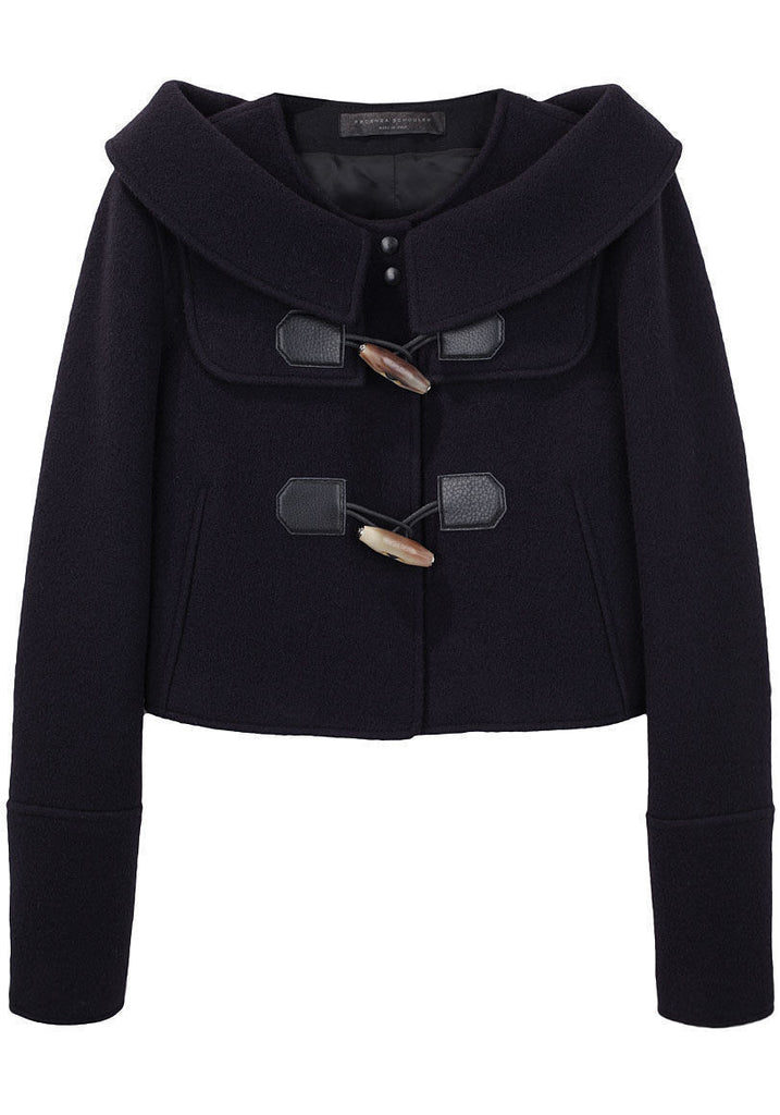 Toggle Cropped Jacket
