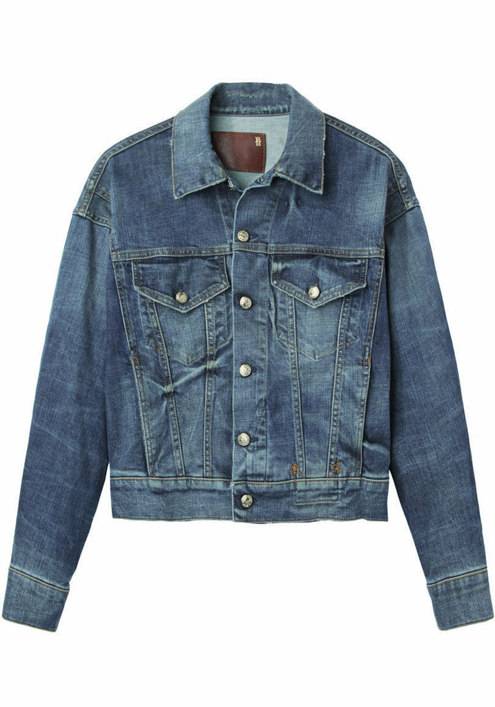 Dolman Trucker Jacket