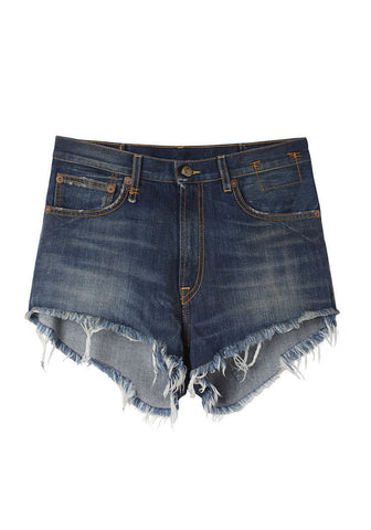 Relaxed Cut Off Shorts
