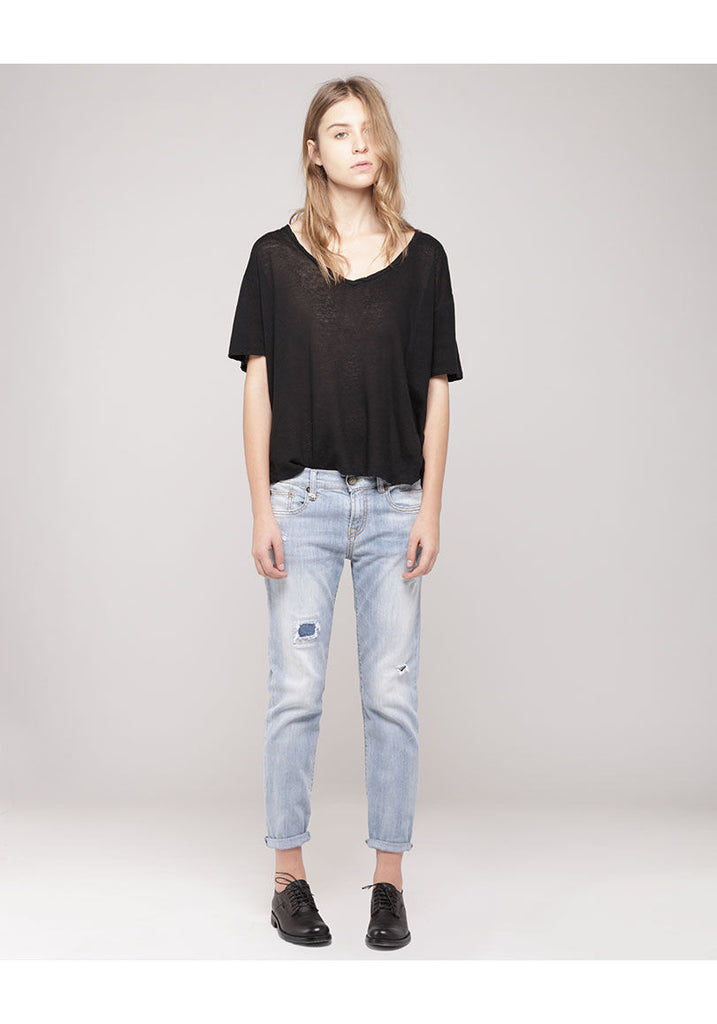 Relaxed Skinny Jean