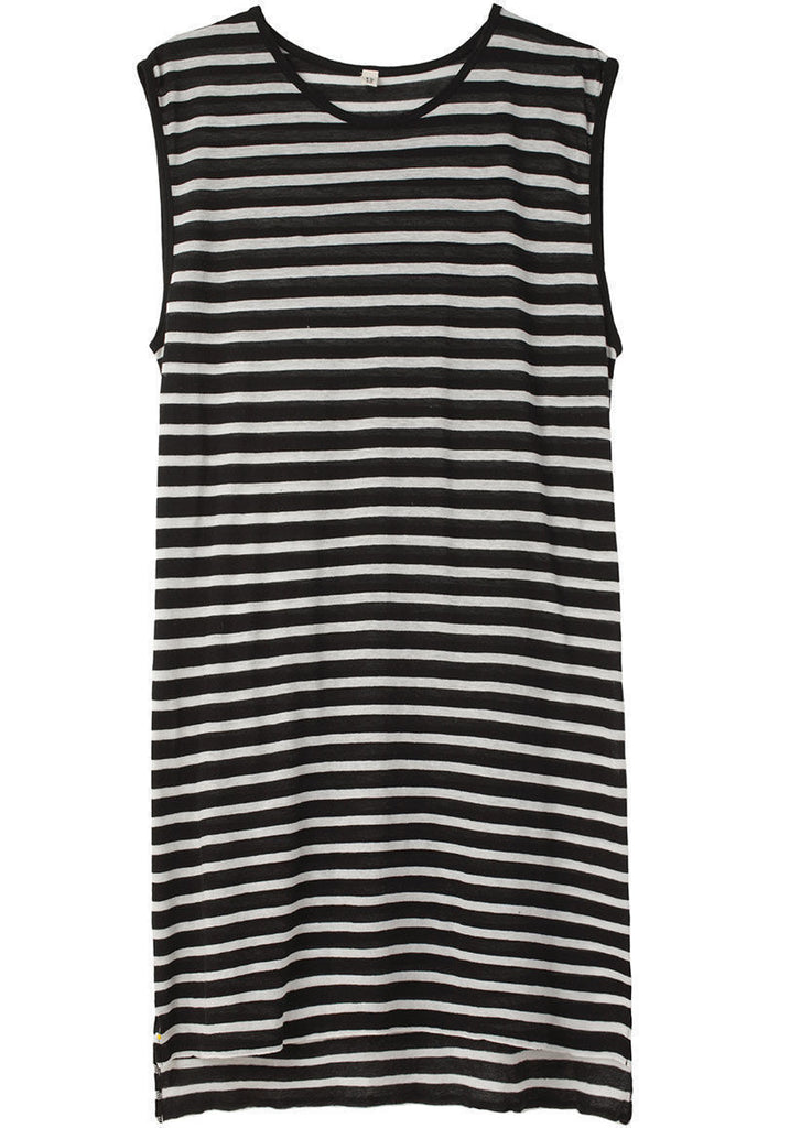 Striped Muscle Dress
