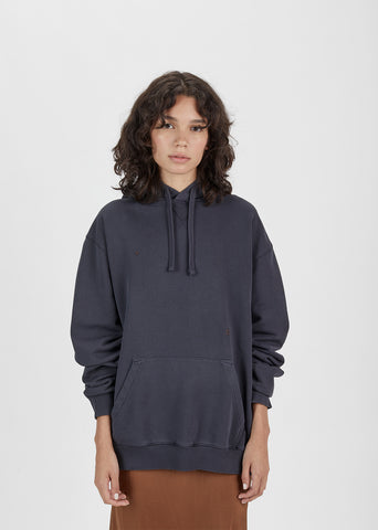 Marie Fleece Hooded Sweatshirt