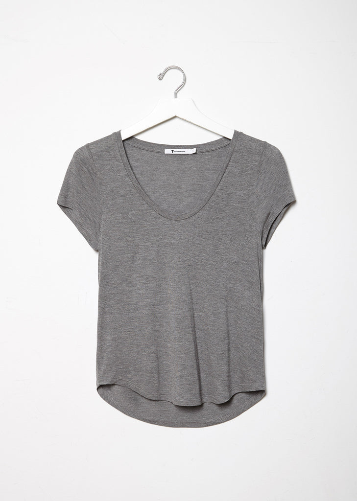 Scoop Neck Tee