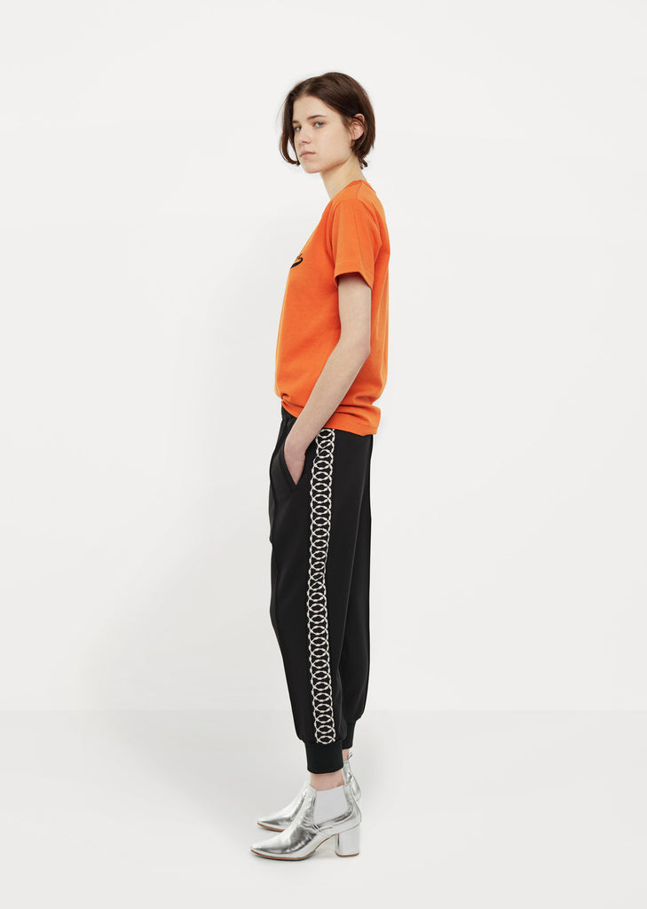 Jogger Pant with Side Motif