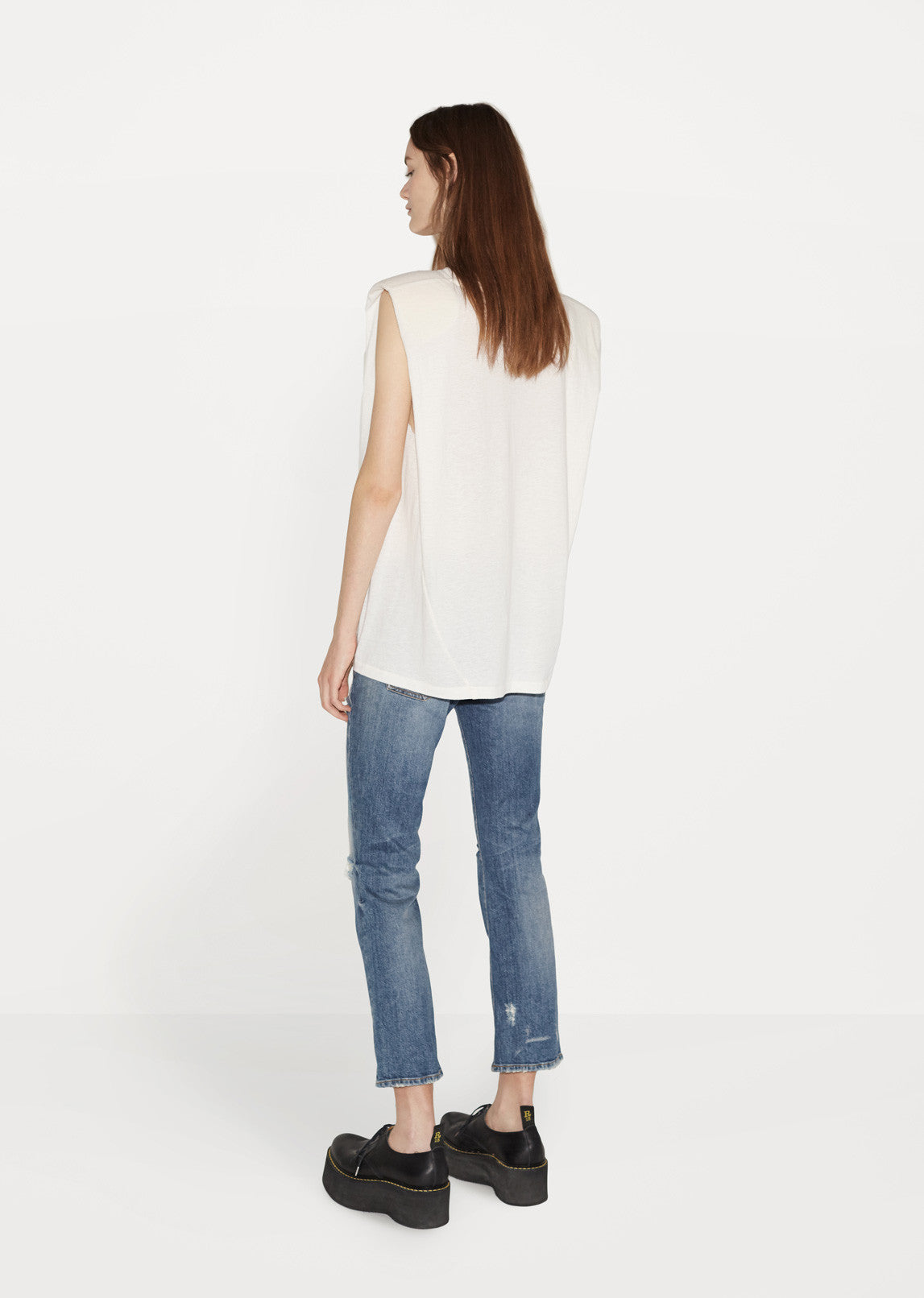 Trapeze Muscle Tee
