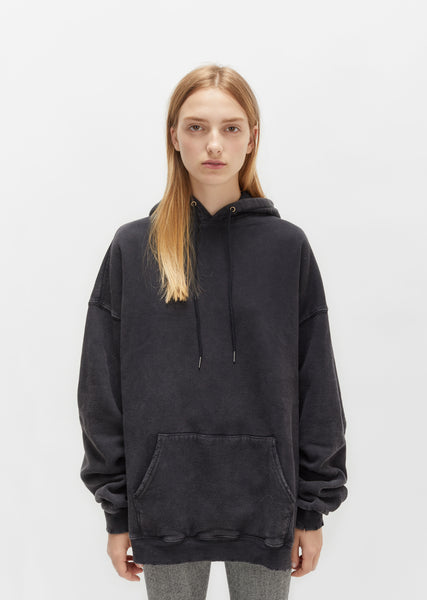 Oversized Hooded Sweatshirt