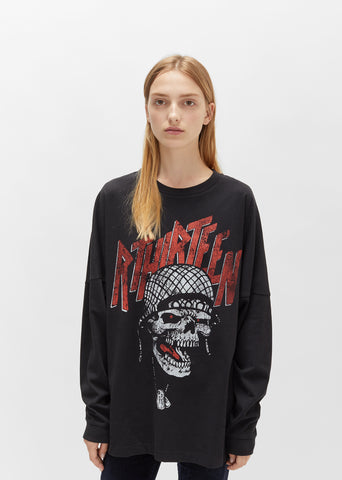 Battle Punk Long Sleeve Tee