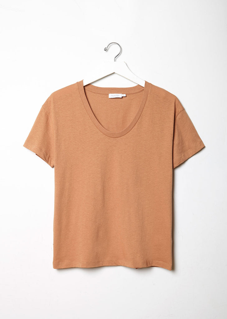 Relaxed Scoop T-Shirt