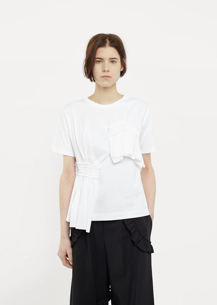 Two Frill Tee
