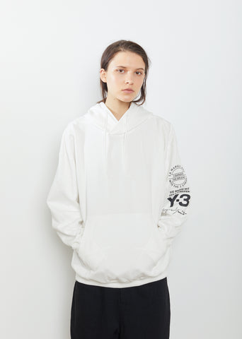 Graphic Hooded Sweatshirt