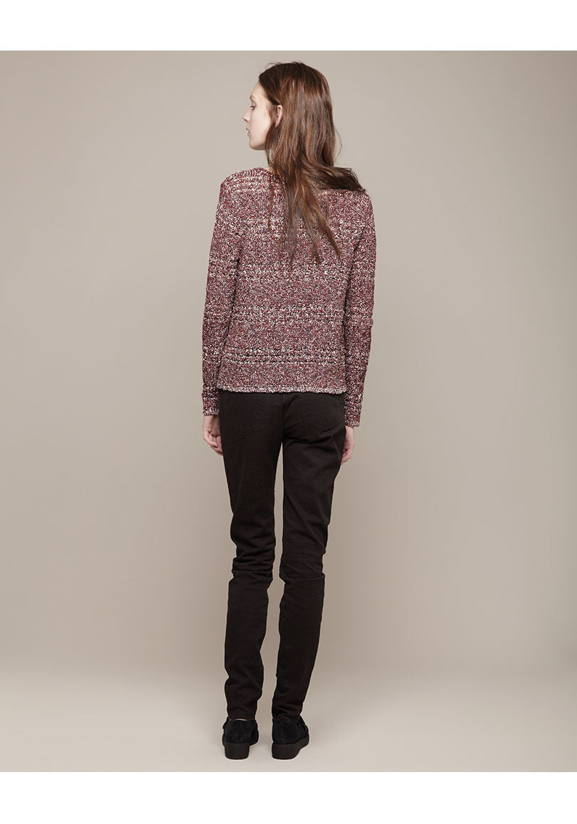 Hart Marled Pullover