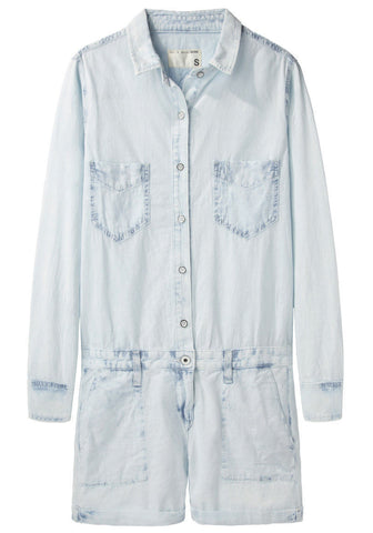 Chambray Reading Jumper