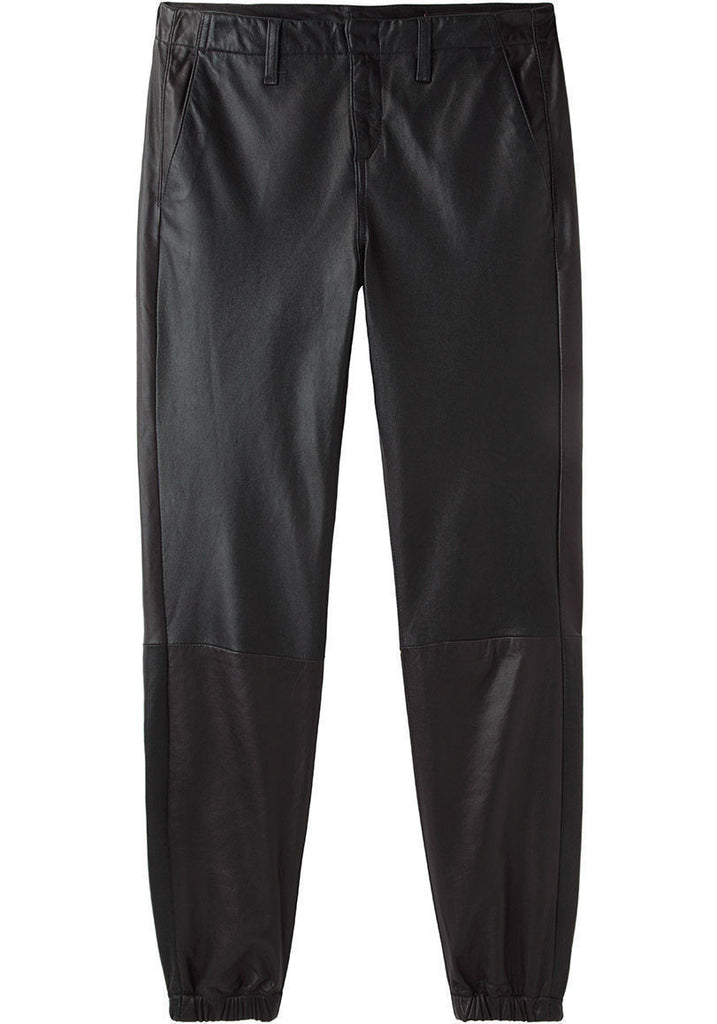 Leather Pajama Pant