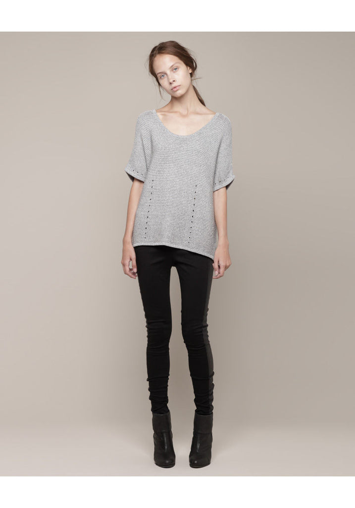 Laurel Short Sleeve Knit