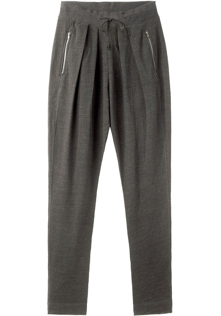 Terry Pleat Pant
